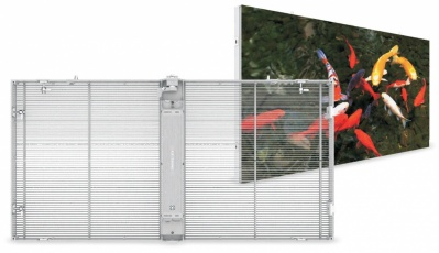 Display Solutions GL3X-C-IF Indoor Transparent Video Wall